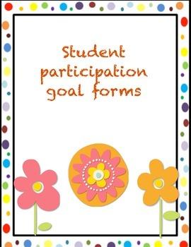 Participation Goals