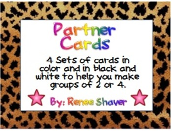 Partner Cards