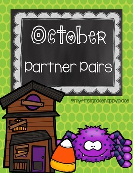 Partner Pairs - October