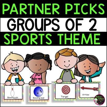 Partner Picks (Sports Theme)