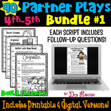 Fluency Practice: Partner Plays Bundle for 4th and 5th   S