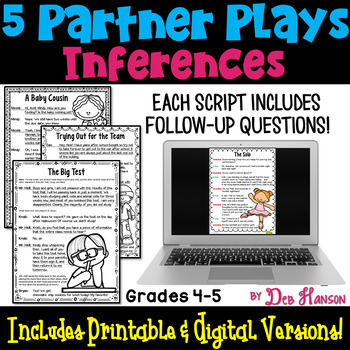 Partner Plays: Making Inferences