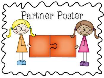 Partner Poster {Freebie}