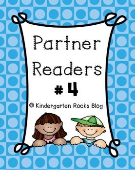 Partner Reader # 4 (Read to Someone)
