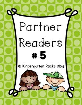 Partner Reader # 5 (Read to Someone)