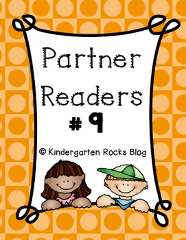 Partner Reader # 9 (Read to Someone)
