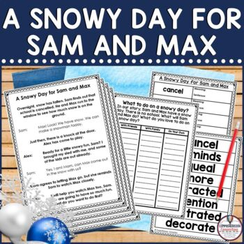 Partner Play: A Snowy Day for Sam and Max
