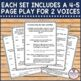 Partner Plays for Young Readers Bundle