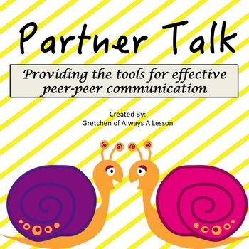 Student Peer Discussions: Partner Talk