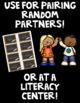 Partnership Slips Freebie! Mix Up Student Partners While P