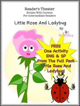 """Parts Of A Plant, One Free Activity From The Full Pack """"Li"""