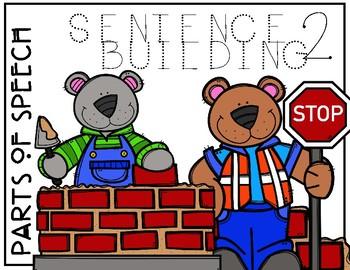 Parts Of Speech 2 (Sentence Building)