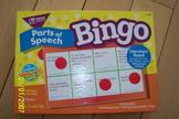 Parts of Speech Bingo