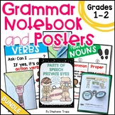 Interactive Grammar Notebook and Charts/Posters {BUNDLE}