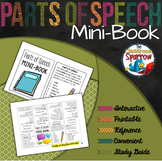 Parts of Speech Mini-Book