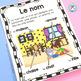 Les classes de mots - French Parts of Speech Posters