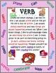 Parts of Speech Posters - Meet the Speeches (Noun,Verb,Adv