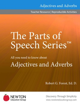 Parts of Speech Series: Adjectives and Adverbs