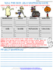 Parts of Speech-Silly Sentences Game/Literacy Center - HAL