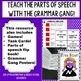 Parts of Speech for Middle School ~ Memorable Way to Teach Them!