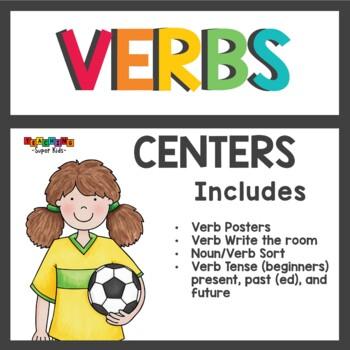Parts of Speech Verbs for Beginners