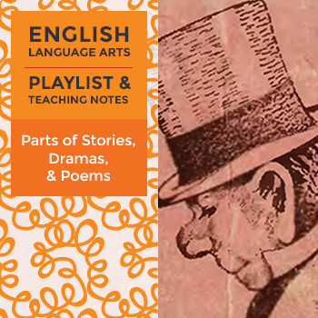 Parts of Stories, Dramas, and Poems