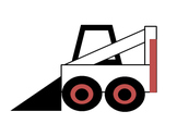 Parts of a Farm Skid Steer / Bobcat Cut and Paste Craft Activity