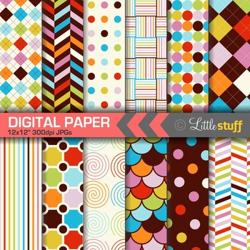 Party Digital Papers