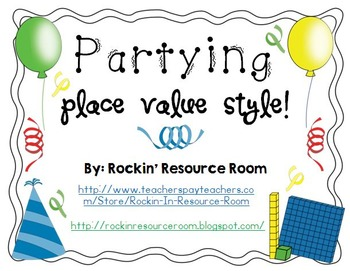 Partying Place Value Style!