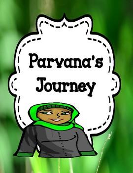 Parvana's Journey - Novel Study Comprehension and Vocabulary Unit