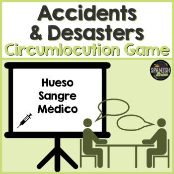 Pasapalabras game realidades 2 vocabulary 5A 5B Bundle
