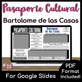 Pasaporte Cultural - Bartolome de las Casas