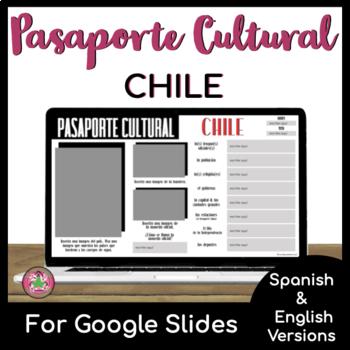 Pasaporte Cultural - Chile