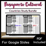 Pasaporte Cultural Country Bundle