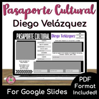Pasaporte Cultural - Diego Velázquez