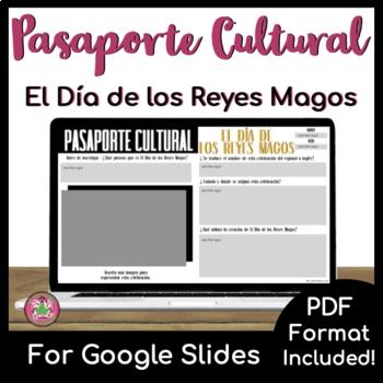 Pasaporte Cultural - El Día de los Reyes Magos