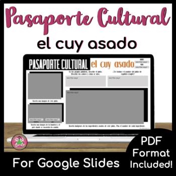 Pasaporte Cultural - El cuy asado