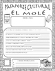 Pasaporte Cultural - El mole