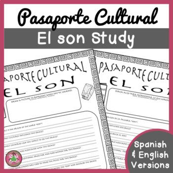 Pasaporte Cultural - El son