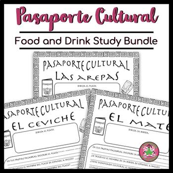 Pasaporte Cultural - Food Bundle