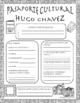 Pasaporte Cultural - Hugo Chavez