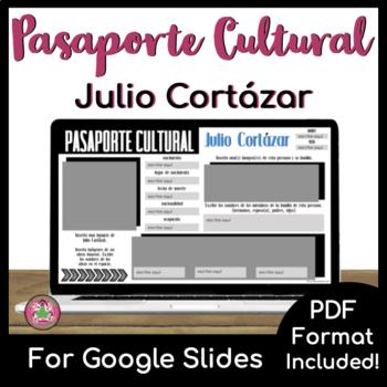Pasaporte Cultural - Julio Cortázar
