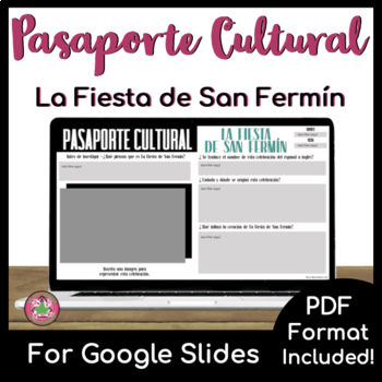 Pasaporte Cultural - La Fiesta de San Fermín