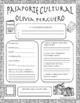Pasaporte Cultural - Olivia Perguero
