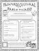 Pasaporte Cultural - Pablo Picasso