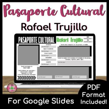 Pasaporte Cultural - Rafael Trujillo