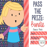 Pass the Prize Following Directions Game: BUNDLE