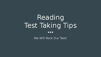 Passage Test Taking Tips