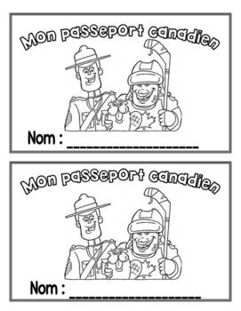 Passeport canadien