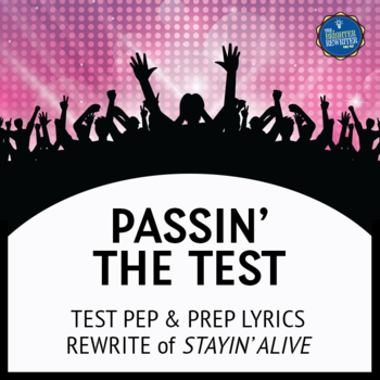 Testing Song Lyrics for Stayin' Alive